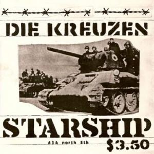 1981 Starship Demo